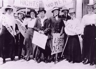 Bellinghamsuffragists