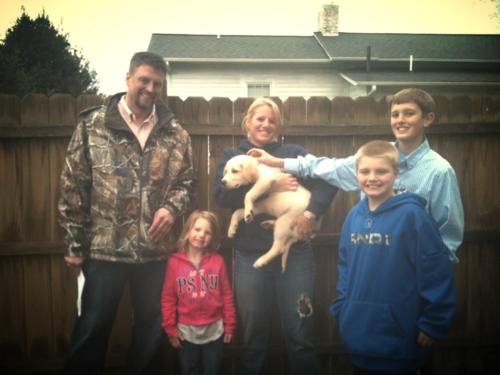 Thorsnewfamily
